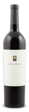 Alpha Omega Proprietary Red Blend